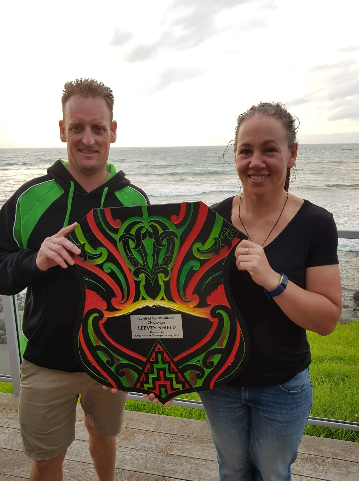 Leevey Shield 2019